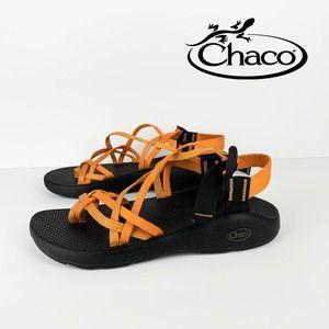ChacoZX2  Double Strap Toe Loop Sandals Vibram
